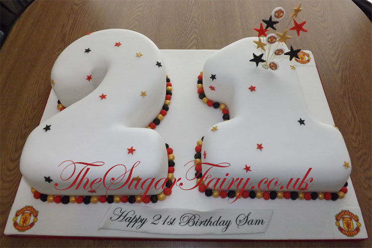 Birthday Cake Pictures For Him : The Sugar Fairy - Birthday Cakes for Him Gallery