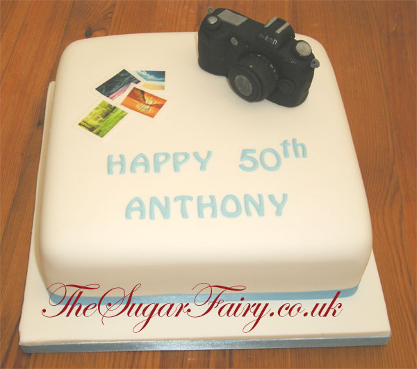The Sugar Fairy - Birthday Cakes for Him Gallery
