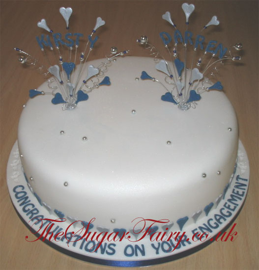 Engagement Party Cake Images : engagement party cakes Quotes