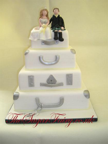 The Sugar Fairy Wedding Cake Gallery