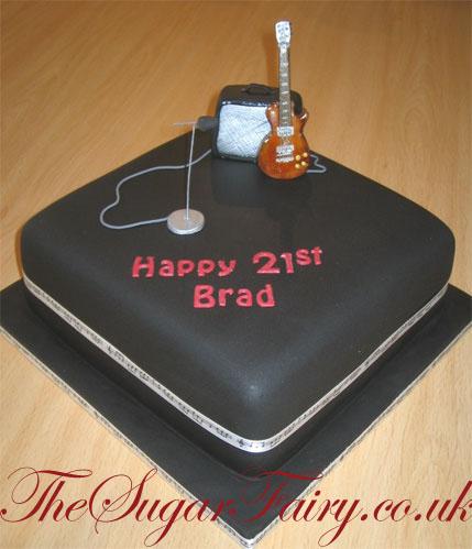 Fairy Birthday Cake on The Sugar Fairy   Birthday Cakes For Him Gallery