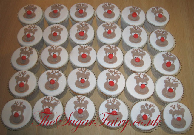 Christmas Fairy Cake Decorating Ideas : The Sugar Fairy - Quality hand made cakes for every occasion